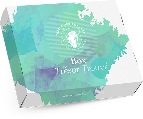 Illustration de la Box Trésor